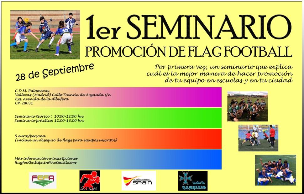 1er Seminario Flag