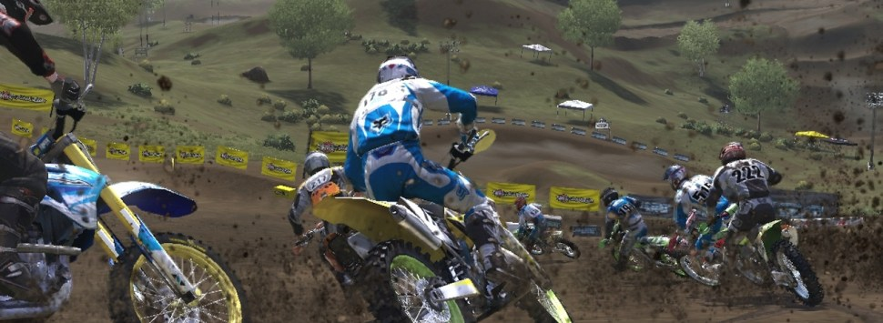 videojuego motocross