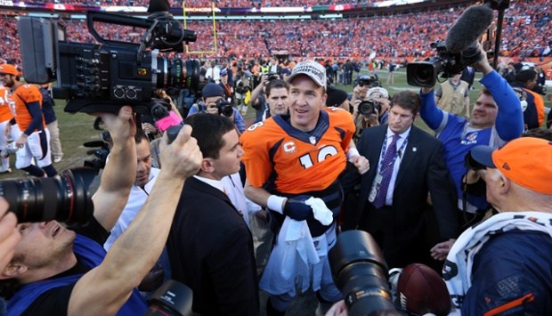 Peyton Manning Final de Conferencia 2013