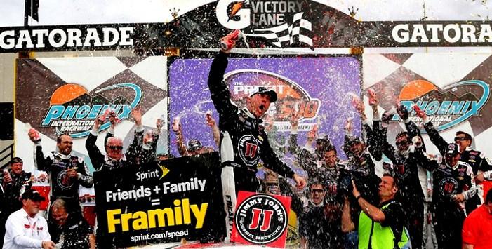 Phoenix 2014 NASCAR