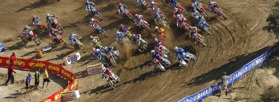 Talladega-motocross