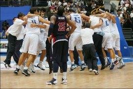 USA-Grecia, semifinales Japón 2006