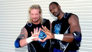 Diamond Dallas Page y Karl Malone