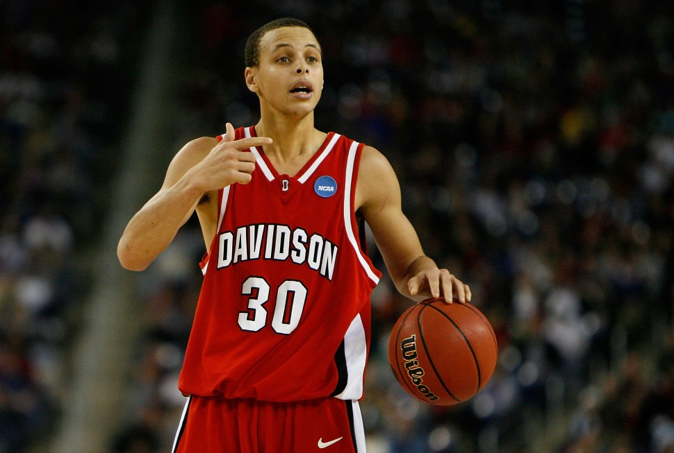 Stephen Curry Davidson
