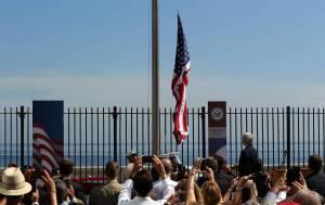 Nueva embajada de los EE.UU en La Habana