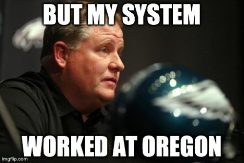 Meme popular de Chip Kelly