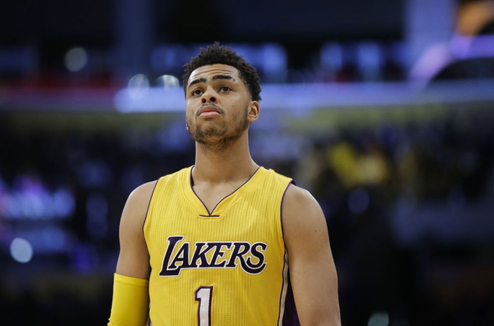 D'Angelo_Russell_Lakers