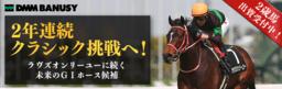 DMMバヌーシー 2歳馬の募集締め切り迫る!出資に役立つ『BANUSY 激アツ2歳馬情報』公開!