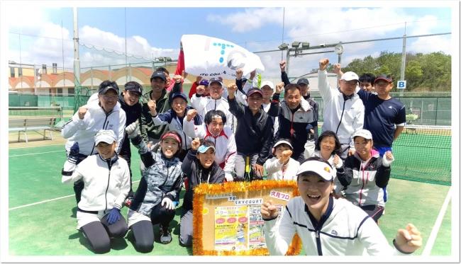"""令和元年も絶好調!プロテニスプレーヤー 久見香奈恵のスクールジャックはまだまだ続く。5月はITC神戸、いぶきの森、西神を""""電撃ジャック"""""""