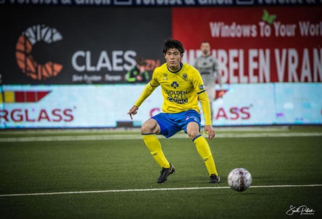 STVV vs オーステンデn(2019年4月14日)