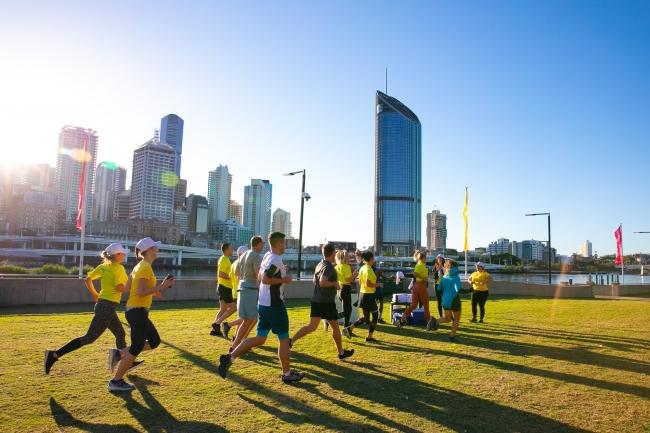 """【ウェスティンホテル&リゾート】""""グローバルランニングデー""""にアジア太平洋地域の新たなマラソンパートナーを発表"""
