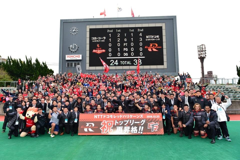 日本のラグビー・トップリーグチーム 「NTTドコモレッドハリケーンズ」が チームのパフォーマンス維持にKitman Labsを採用