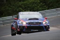 「ニュルブルクリンク24時間耐久レース」でFALKENタイヤを「SUBARU WRX STI」に供給