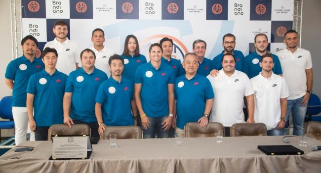 スカイライト コンサルティング、プロサッカー選手の育成を目的としたFC SKY Brasilをサンパウロに設立