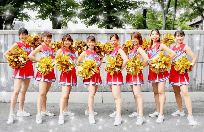 応援テック企業のサムライセキュリティが全日本女子チア部☆を擁する全日本応援協会(AJO)と業務提携で合意