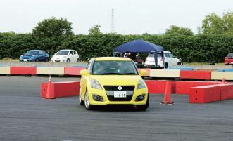【JAF中部】いつも乗っている車で気軽にモータースポーツ!モータースポーツ入門編「オートテスト」でライセンスをGETしよう!