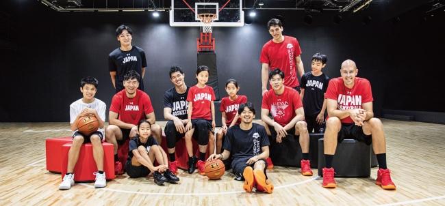 """バスケットボール男子日本代表""""AKATSUKI FIVE""""公式ライセンス商品新作アイテムを2019年8月1日(木)より発売"""