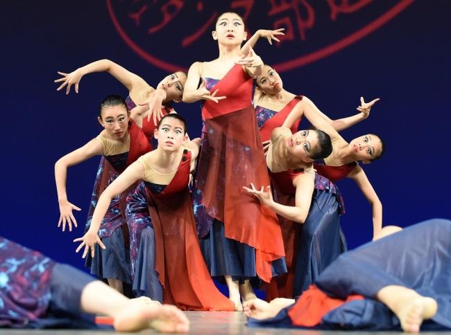 同志社香里など30校が全国大会 第12回日本高校ダンス部選手権 近畿・中国