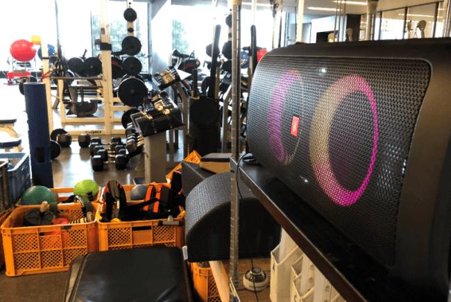 読売巨人軍、 JBL「PARTYBOX 300」 Bluetoothスピーカーをトレーニング施設に導入