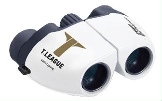 卓球のTリーグ ×ビクセン 双眼鏡で!ぐーんっと卓球が近くなりますよ♪♪