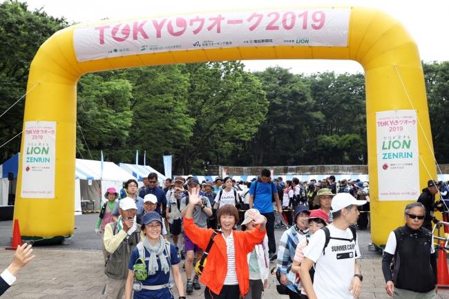 「TOKYOウオーク2019」三鷹・府中・調布 武蔵野の森公園、9月14日9時スタート