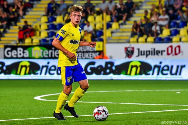 ©STVV/ヴァン・デッセル選手(U-19ベルギー代表)