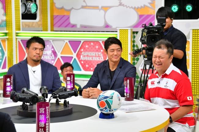 ブラマヨ小杉がラグビーW杯日本代表の決勝トーナメント進出に太鼓判!