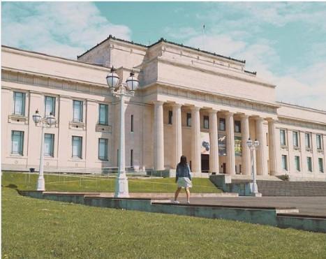 マオリの文化も体験できるオークランド博物館