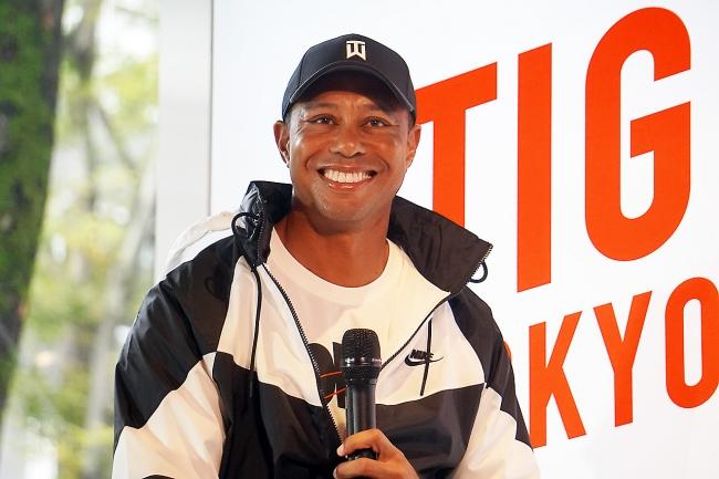 TIGER IS BACK!タイガー・ウッズ4年ぶりの来日イベントに密着した特別番組をCS放送ゴルフネットワークで緊急放送&同時配信