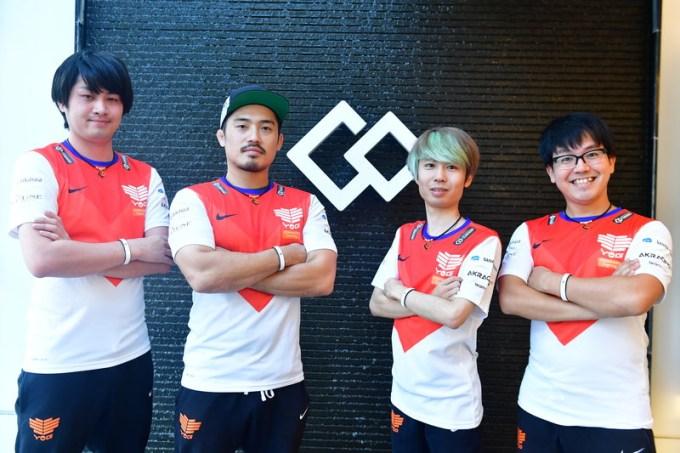 YOSHIMOTO Gaming選手