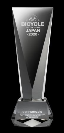 「日本バイシクル・オブ・ザ・イヤー2020」をキャノンデール・スーパーシックスエボ ハイモッドディスクが受賞!