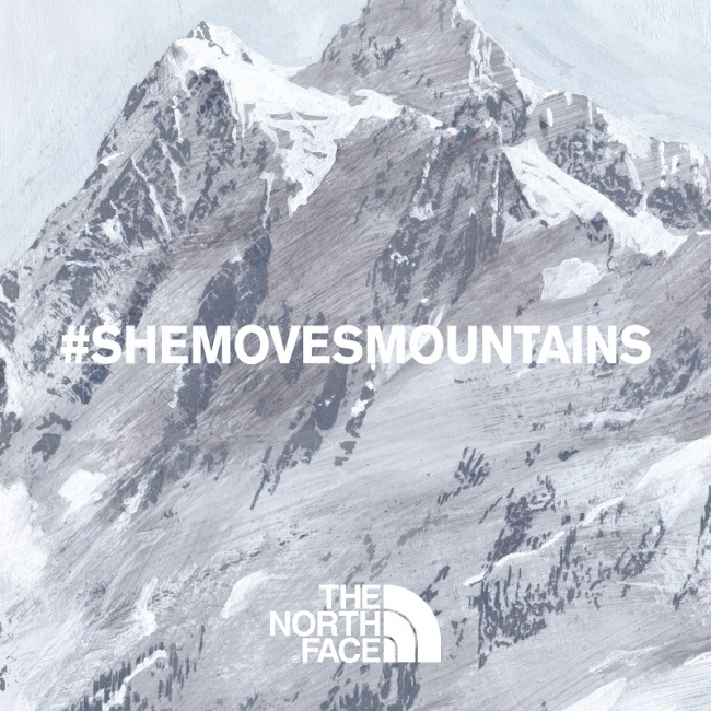 THE NORTH FACE、活躍する女性から多様な生き方を学ぶイベント「#SHEMOVESMOUNTAINS EXHIBITION」を開催