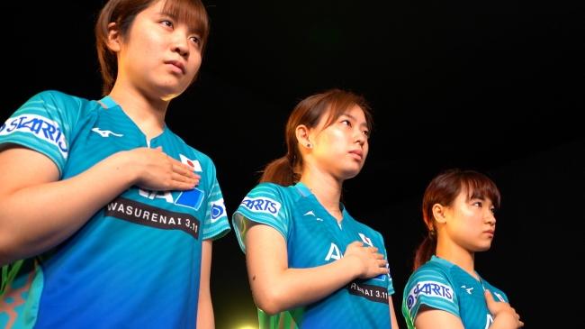 〈地上波放送決定!!〉東京五輪代表 最終選考大会 卓球グランドファイナル2019