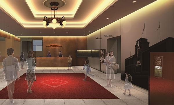 甲子園歴史館移転リニューアルに伴う展示計画の概要 リニューアル後のイメージパースを初公開! ~展示面積が1.25倍に!更なる展示の充実を図ります~