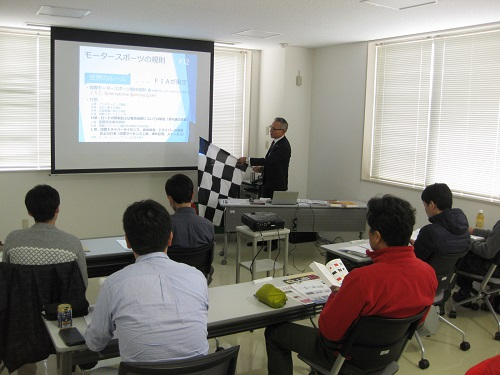 【JAF新潟】国内Bライセンス講習会を開催します