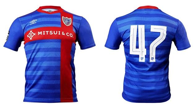 2020シーズンFC東京U-23ユニフォームについて