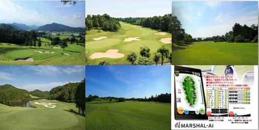 春のゴルフシーズン到来とともにカートナビシステムを続々導入