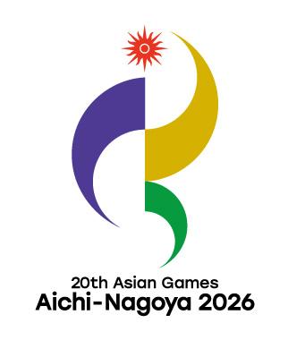 アジア最大のスポーツの祭典、第20回アジア競技大会(2026/愛知・名古屋)の大会エンブレムデザインが決定!