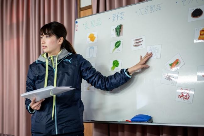 アスリートに関わる方々のためのスポーツ栄養学講座を開催!