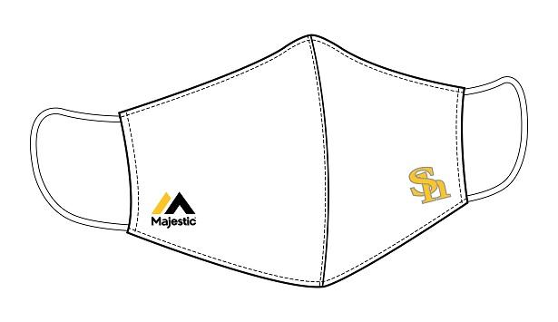 オフィシャルパートナー契約を結ぶプロ野球チームへ「FAN MASK™」の寄贈