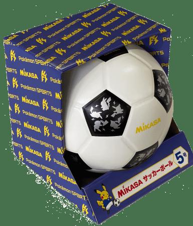 MIKASA サッカーボール5号 Pokémon SPORTS