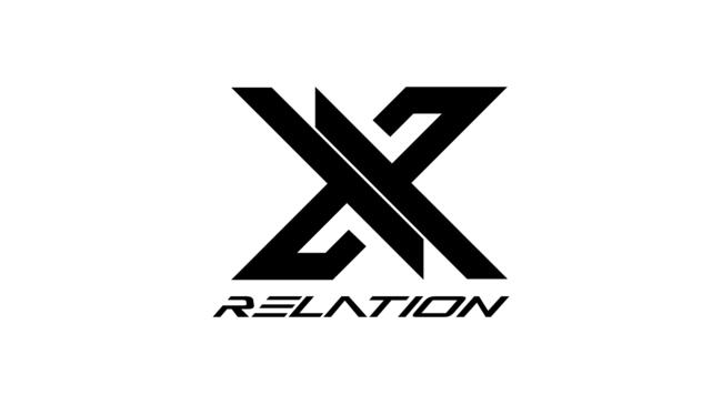 RELATION Xロゴ