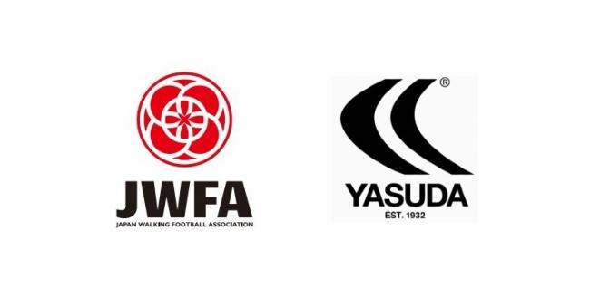 「YASUDA」、日本ウォーキングサッカー協会と提携