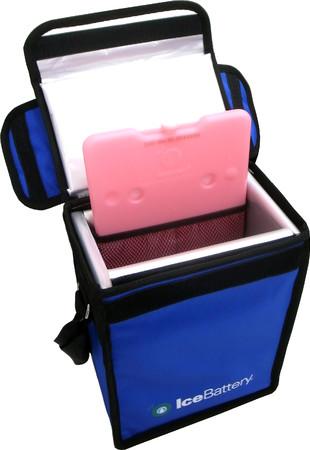 【猛暑対策】プロ野球・甲子園ベンチに冷やし方改革の提案!低温15℃ 手のひら冷却・10℃ 水分補給を可能とした「アイスバッテリー®クールバッグ」amazonで販売開始!