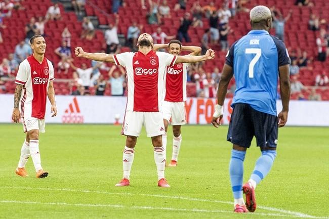 オランダサッカーリーグ「エールディヴィジ」2020/2021シーズンの全アヤックス戦と注目試合を中心に計44試合をHuluでライブ配信決定!9月13日(日)から独占配信