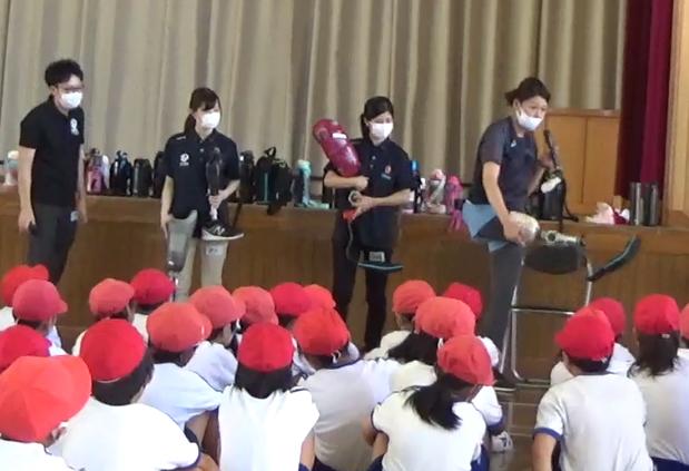 【新潟医療福祉大学】パラスポーツの普及を目指した新発田市との連携事業 小学生対象の「パラスポーツ出前講座」を実施しました!