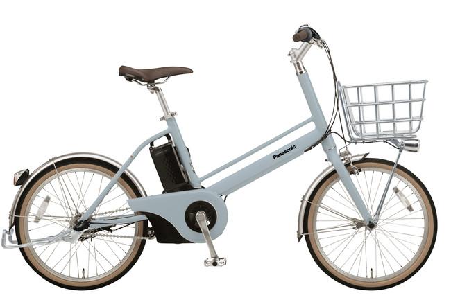 電動アシスト自転車「Jコンセプト」マットブルーグレー(V2)