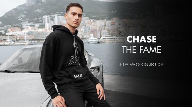 オランダ発のラグジュアリーサッカーファッションブランド「BALR.(ボーラー)」2020AWコレクションが、バランススタイルにて発売!