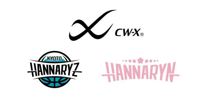 【京都ハンナリーズ】株式会社ワコール「CW-X」とオフィシャルサプライヤー契約締結のお知らせ