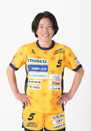 【大阪ラヴィッツ】母として、選手として。田中美音子(45歳)日本ハンドボールリーグ通算1600得点を達成。